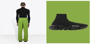 【顺发服饰织带】Balenciaga Speed 2.0 版本登场,袜靴又将卷土重来?