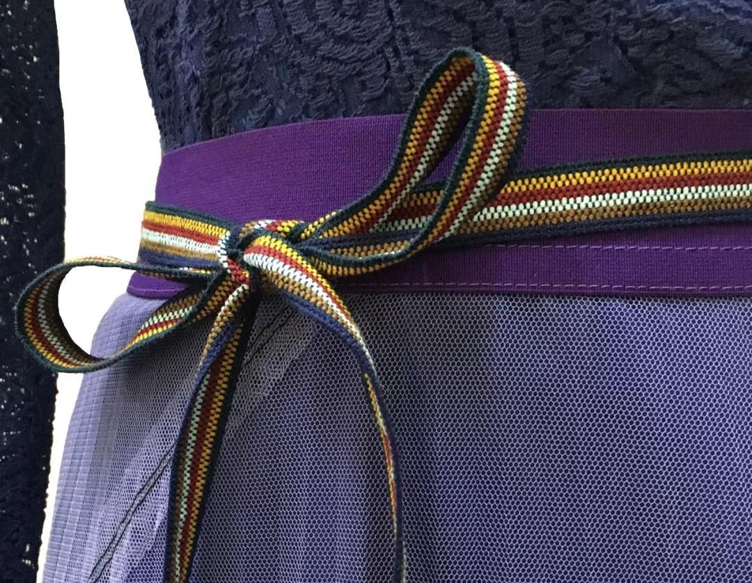 穿搭 ▏织带装饰艺术