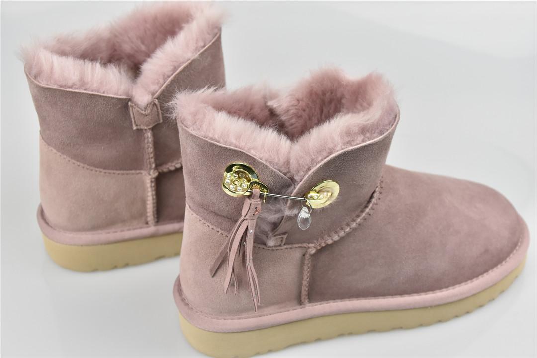 雪地靴你真的会选吗?哪双才能把你穿美?