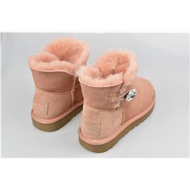媌莎澳洲羊皮毛一体雪地靴M1003889