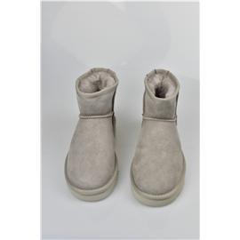媌莎澳洲羊皮毛一体雪地靴M5854