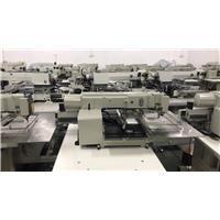 全自动缝金城注册送50的子电脑花样机双宇牌图片
