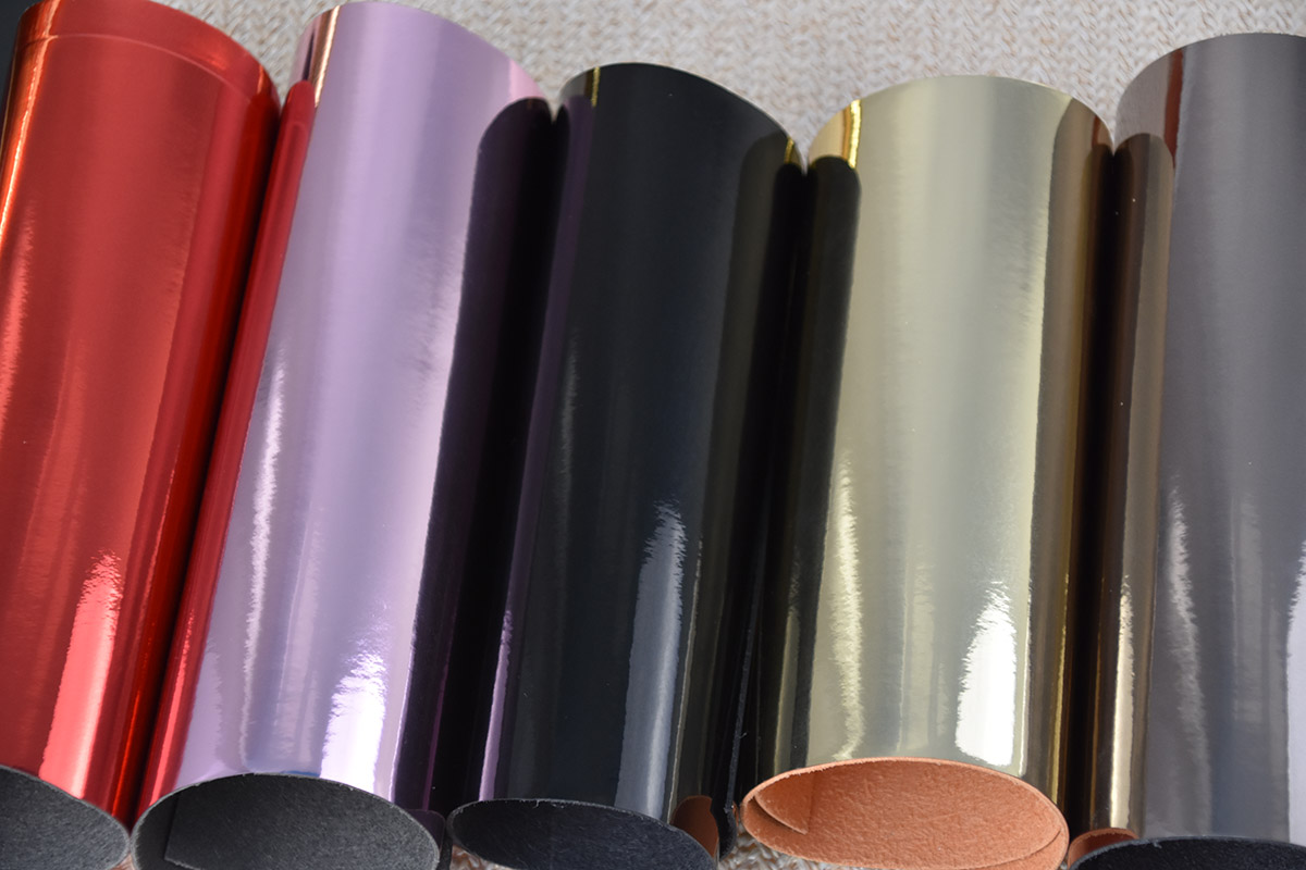 环冠超纤——金属TPU