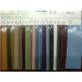环冠超纤小皱漆1.0mm厚度54英寸宽幅漆皮超纤