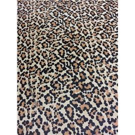 豹紋馬毛|動物毛