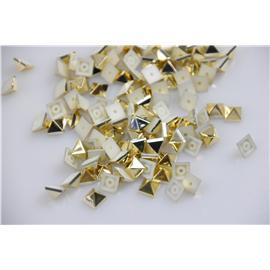 金字塔塑料铆钉 abs材质 颜色多样可定制