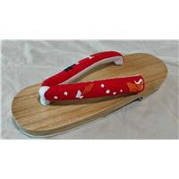木屐,木拖鞋图片