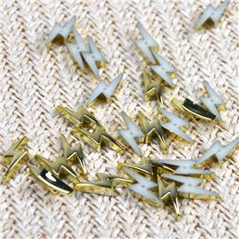abs塑料铆钉+铁钉  适用于鞋子、服装等等