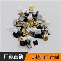 厂家直销金字塔钉 形塑胶面铁底钉 服装箱包皮具配件 8mm图片