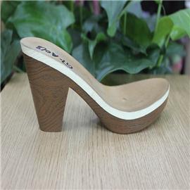 复合鞋底,喷漆 木纹 015