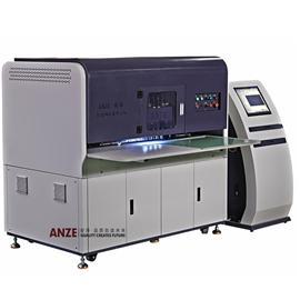 安泽|A2系列高速数码皮革冲孔机|设备机器