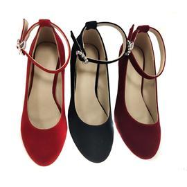 时尚单鞋 平底舒适 新品女鞋