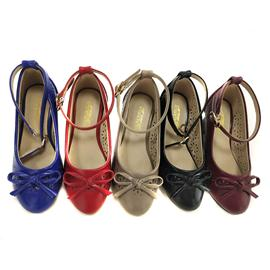 时尚单鞋 百搭休闲平底女鞋 透气舒适