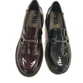 时尚休闲皮鞋 上班百搭休闲女皮鞋
