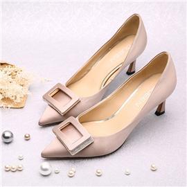 時尚高跟單鞋| 女王鞋業圖片