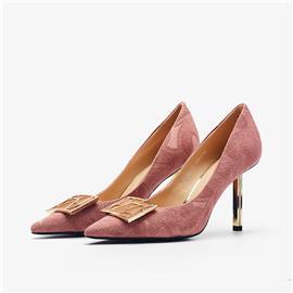 时尚高跟单鞋| 女王鞋业