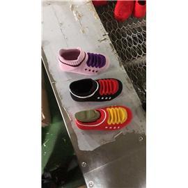 一体成型鞋面机