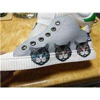 鞋材鞋面皮革工艺UV打印机图片