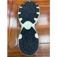Pu+Tpu覆膜鞋底图片