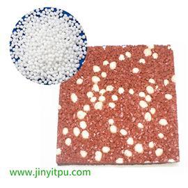 E-TPU爆米花料|E-TPU材料|金宜塑胶
