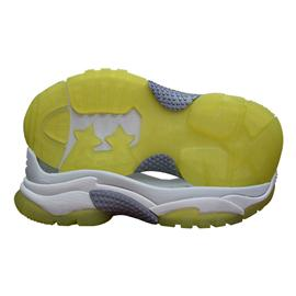 EVA橡膠組合底、三和盛鞋材