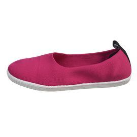 2020年新款时尚潮流舒适防臭吸汗杀菌百搭一脚蹬懒人鞋飞织女鞋