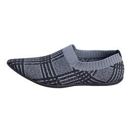 2020年新款时尚潮流飞织尖头单鞋|雄德新材料