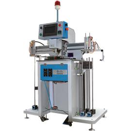 NSZ-1117自动鞋舌布标烫压机|定型机|印刷机|压底设备