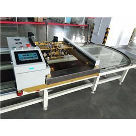 NSZ-1507 鞋材自动印刷机|制鞋设备|高频设备