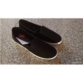 注塑帆布鞋36-42,黑色,11000双