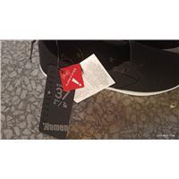 注塑帆布鞋36-42,黑色,11000双图片