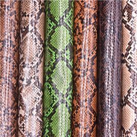 蛇纹布料-PU革|HF4653|恒达丰皮革