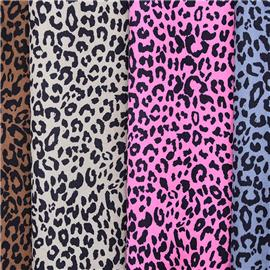 豹纹布料|HF4553|恒达丰皮革