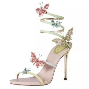 【女鞋流行趋势】蝶舞翩然--2020春夏元素趋势