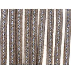 金银线麻绳编织|百顺编织