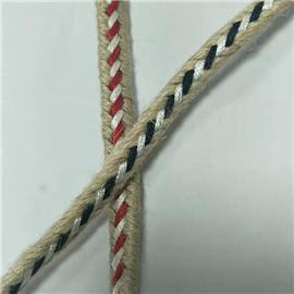 夹线麻绳|星胜鞋材