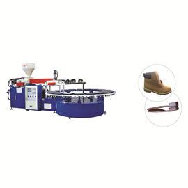 全自动圆盘式鞋底注射成型机GLD-10-20