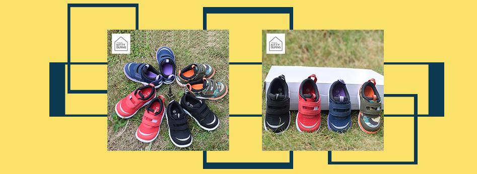 【KB1904】新品推出时尚童鞋,魔术贴设计,多种颜色可选,透气舒适、透气..