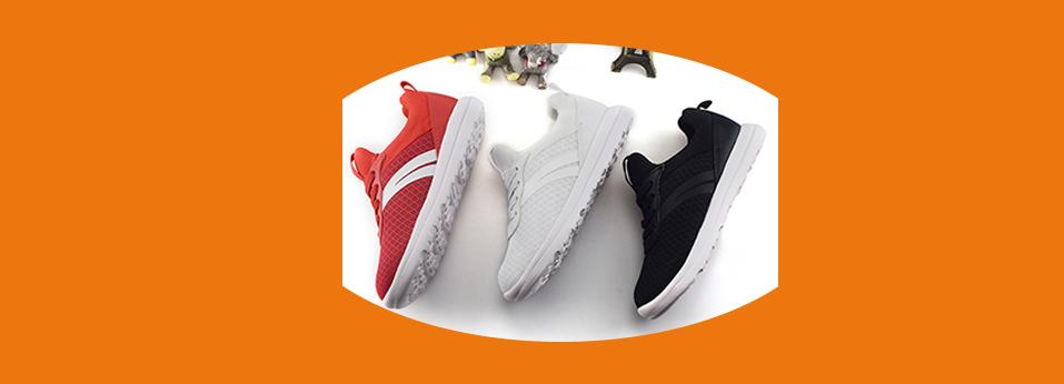【KB-1905】本款女童鞋采用高弹EVA鞋底,防滑耐磨;网布鞋面透气、舒适耐穿..