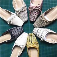 包头时尚女拖鞋图片