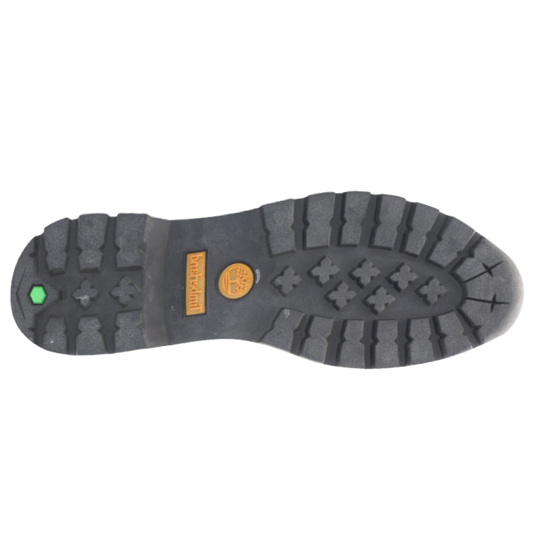 What are the advantages and disadvantages of rubber sole?