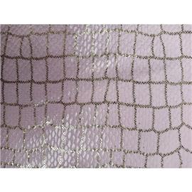 燙金皮革|鱷魚紋|路藝鞋材