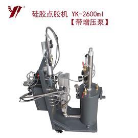 YK-2600ml硅胶点胶机图片