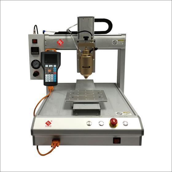 自动点胶机使用UV胶的5大优点
