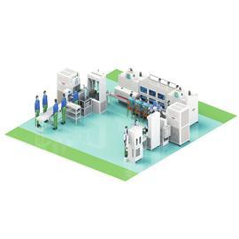 YH-智能精益模组生产线(B) |意华科技