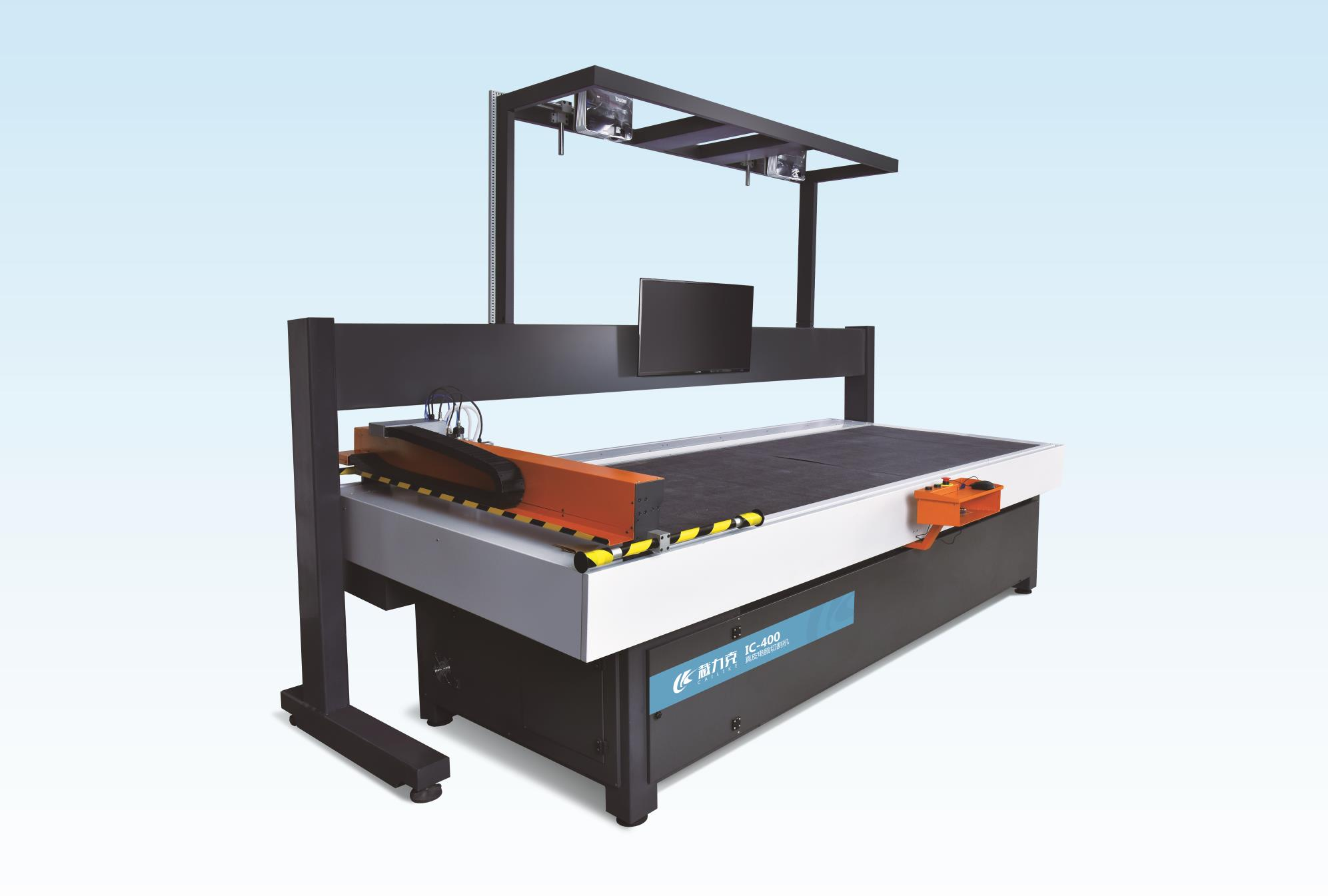 Features of leather cutting machine