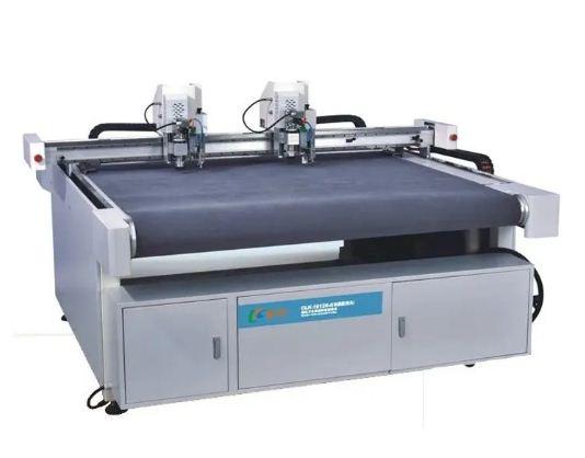 Vibration knife automatic feed cutting machine, professional technology is trustworthy!