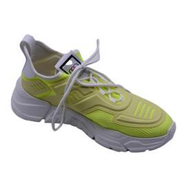 戴斯威袋鼠女鞋|G046661提花飞织休闲运动鞋