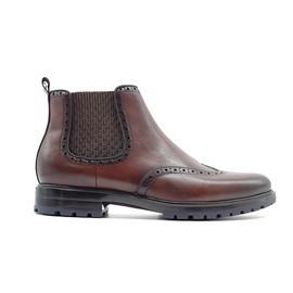 HC-L009生肖开运鞋/28星宿庇护鞋/量子按摩功能时尚休闲马丁靴|航驰科技