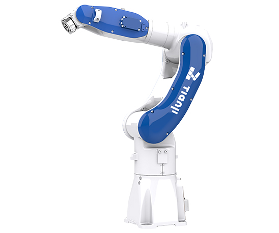 What are the types and uses of industrial robots?